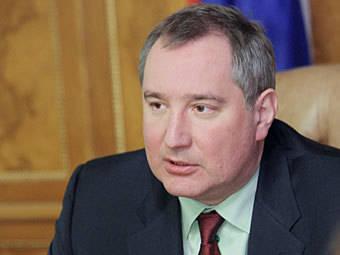 """Rogozin exigiu fugir dos """"esquemas lamacentos"""""""