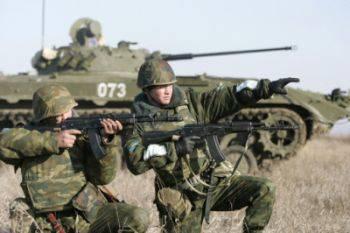 Una breve panoramica della capacità di combattimento dell'esercito russo