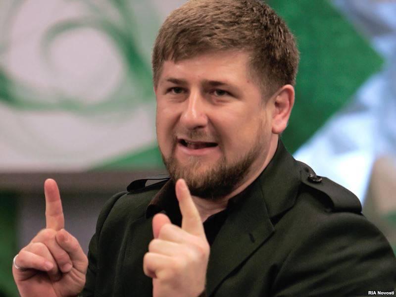 ¿Oferta razonable de Ramzan Kadyrov?
