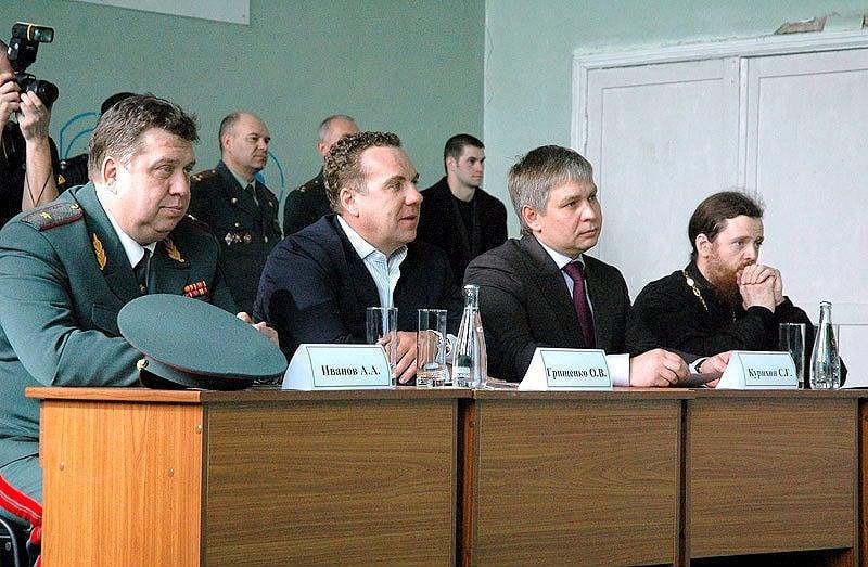 """Club Saratov """"Patriota"""": non aver paura del nemico e ama la Patria"""
