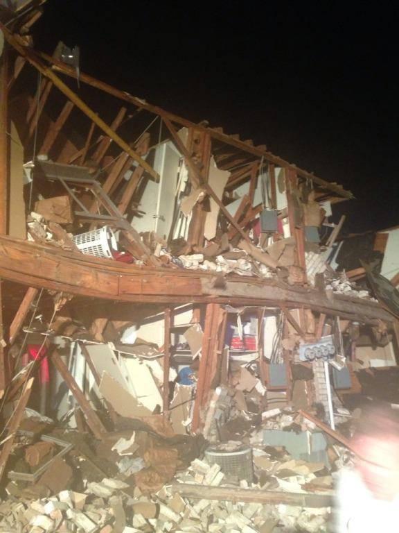 Circa 70 persone uccise in un'esplosione in uno stabilimento chimico in Texas