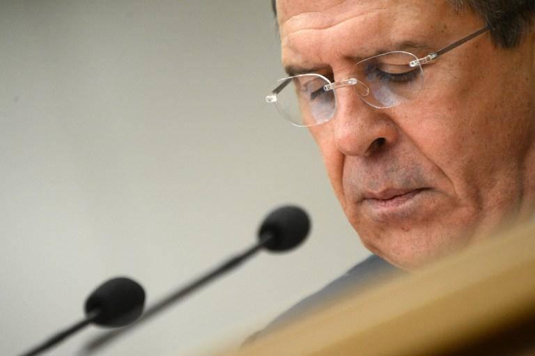 谢尔盖拉夫罗夫:俄罗斯没有参与改变其他国家的政府和政权