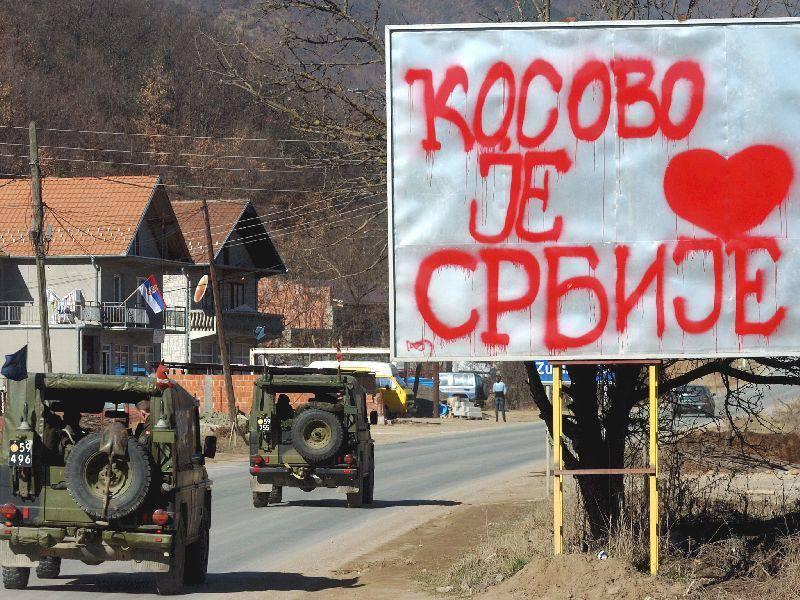 Serbischer Aufstand in der UNO