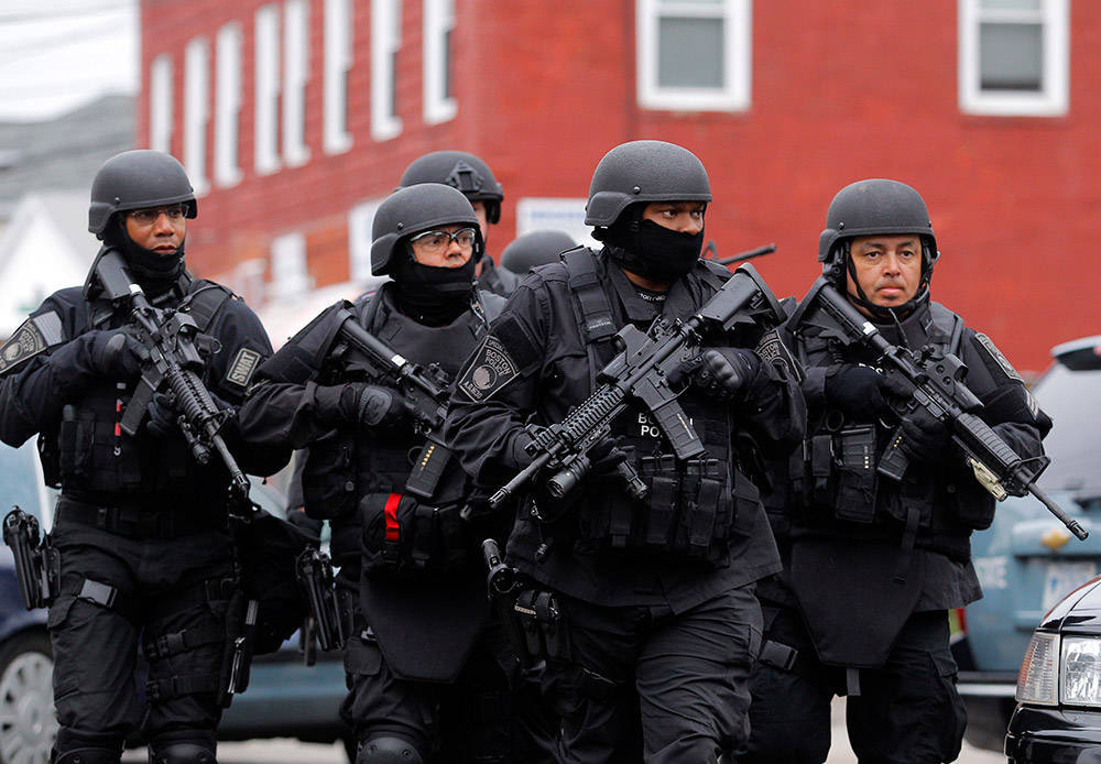 a report on police brutality in the united states