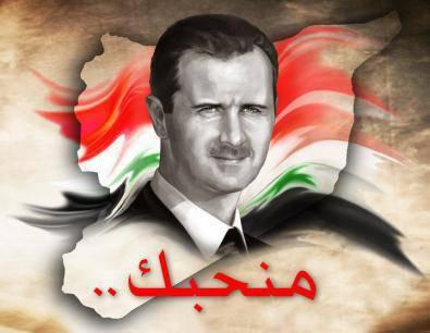 シリア大統領 - 来るべき勝利の伝道者