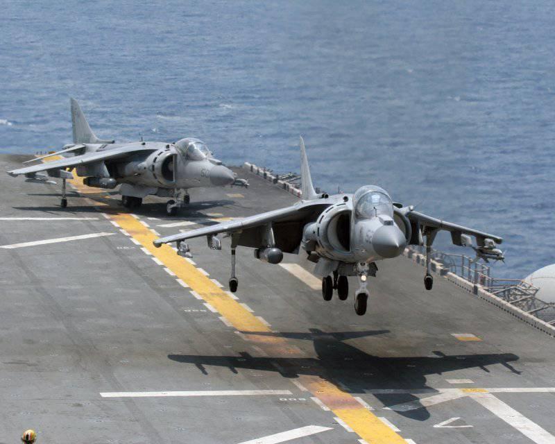 Deck Aviation. Part of 1. USA