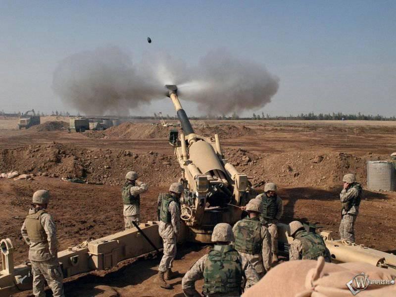 Perspectivas de la artillería remolcada.