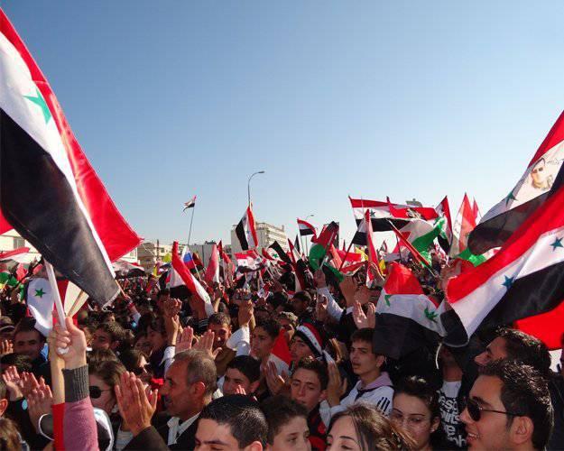 叙利亚 - 抵抗力量的大本营