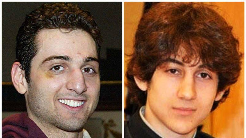 Les frères Tsarnaev: à l'exemple d'Al Qaïda