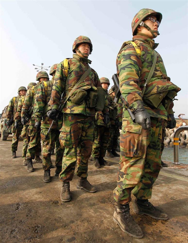 Kore Yarımadası: partilerin güçleri. Bölüm I