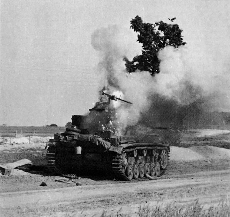 Ser capaz de reconhecer e destruir tanques inimigos