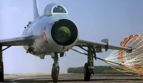 Il monumento al MiG sovietico potrebbe apparire in India