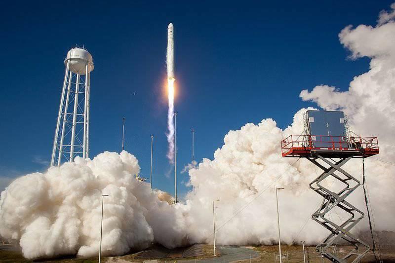 Die Welt hat einen zweiten privaten Raumträger