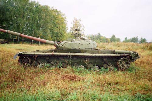 """坦克""""对象219РД""""和引擎2В-16-2"""
