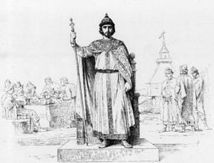 Simeon Ivanovich apelidado de o orgulhoso