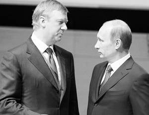Chubais: Before Putin's statement, he considered data on the connection of advisers with the CIA to be rumored