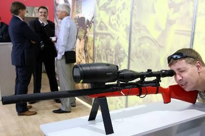 В РФ разработаны новые системы снайперских вооружений