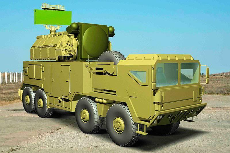"""IEMZ """"डोम"""" वायु रक्षा प्रणाली """"थॉर"""" के एक मॉड्यूलर संस्करण की रिहाई में महारत हासिल करता है"""