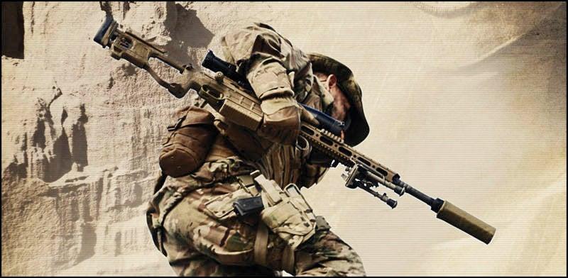Sako TRG M10狙击步枪