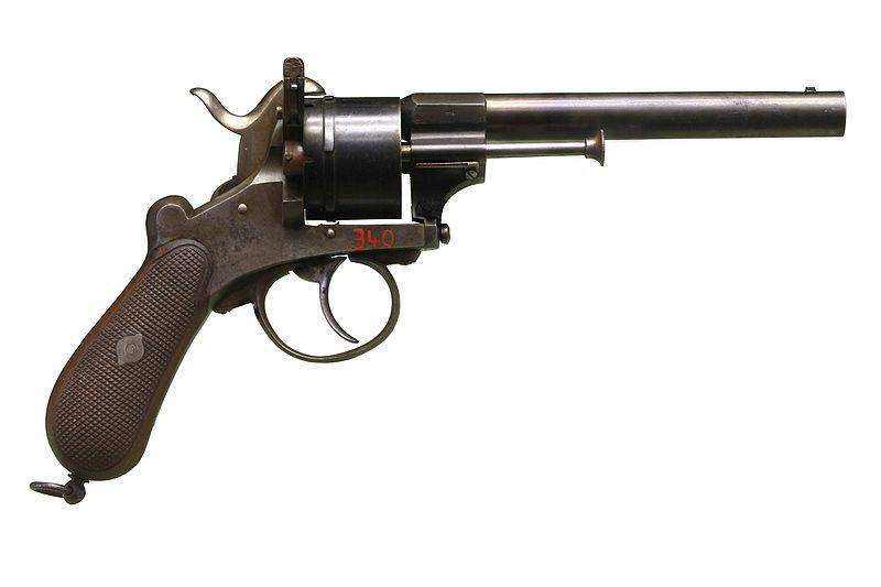 Revolvers russes