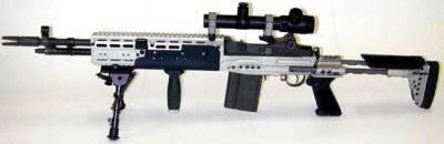 Саперы США заинтересовались винтовкой М14 EBR