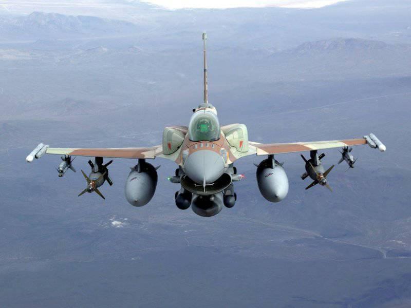 Чего не может делать F-16?