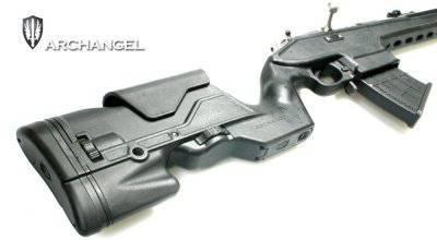 Обновление винтовки Мосина от Archangel Manufacturing