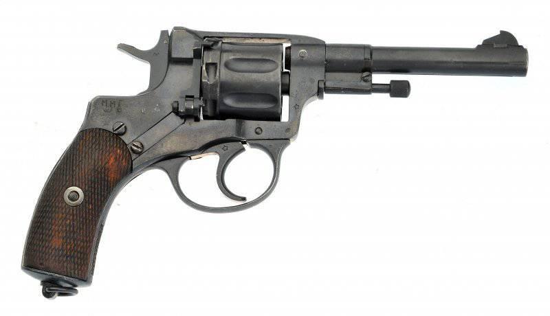 Револьверы России