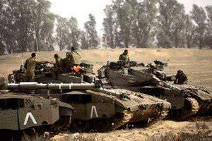 Ejército israelí realiza una repentina reserva de ejercicios.