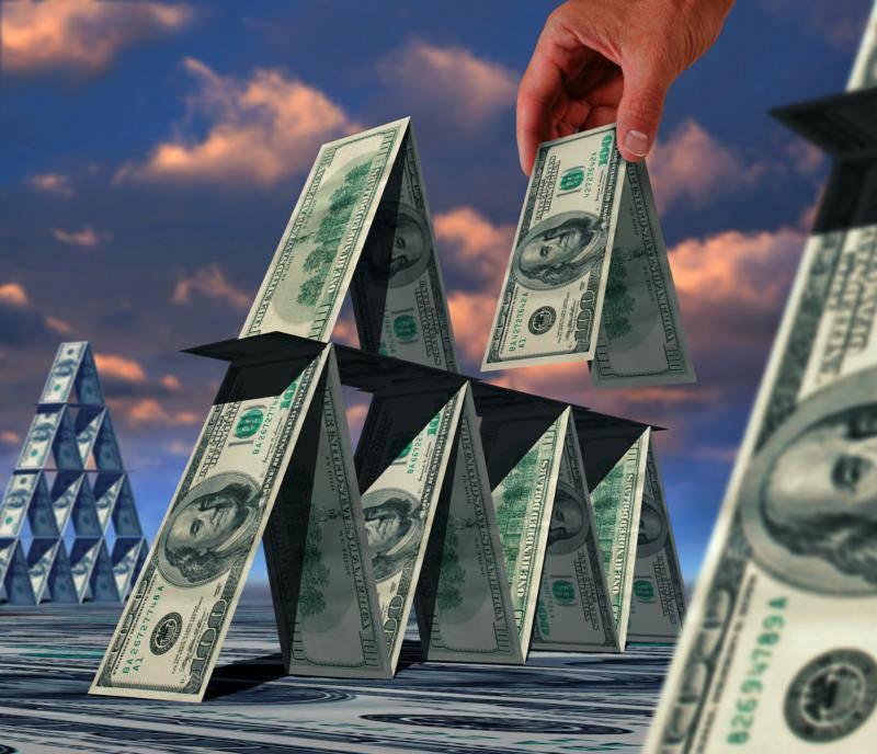 Финансовые услуги на денежном рынке