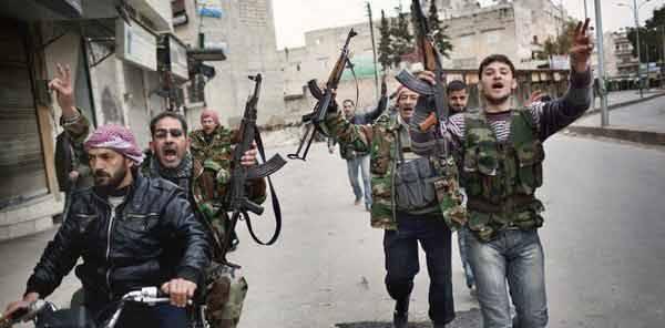 SSA의 머리는 모스크바와 시리아 전쟁 종식을 논의하기를 원했다.