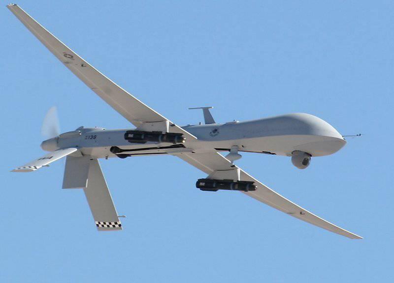 Utilisation au combat de véhicules aériens sans pilote