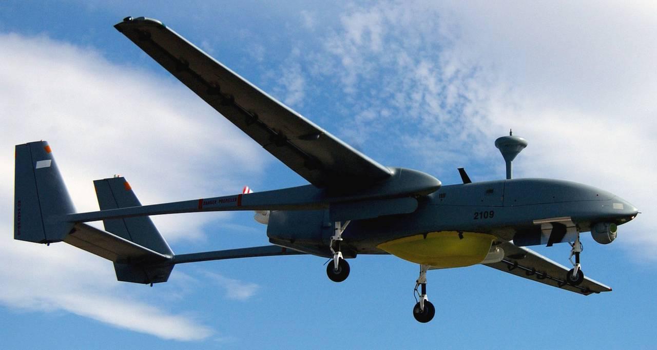 беспилотные летательные аппараты иностранных государств: