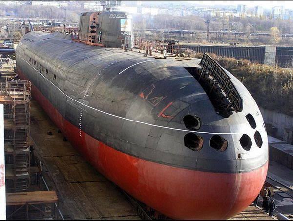 3 잠수함 수리 후 러시아 해군으로 돌아갑니다
