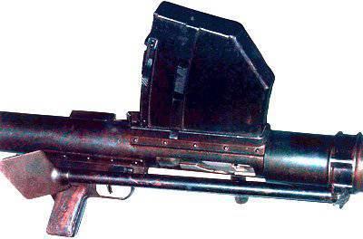 Anti-tank gun Vladimirov