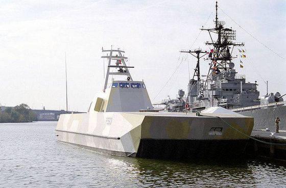 नॉर्वेजियन नेवी की स्केजेल्ड नौकाओं की डिलीवरी पूरी