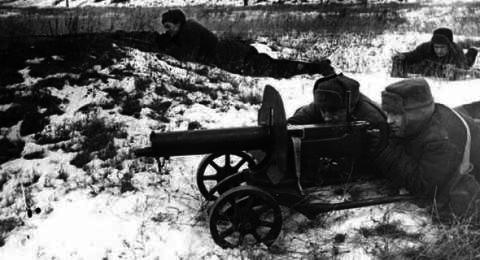 Kämpfe in der Nähe von Witebsk