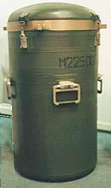 Technische Munition mit einem Cluster-Gefechtskopf zum Besiegen von Arbeitskräften und leicht gepanzerten Fahrzeugen M-225
