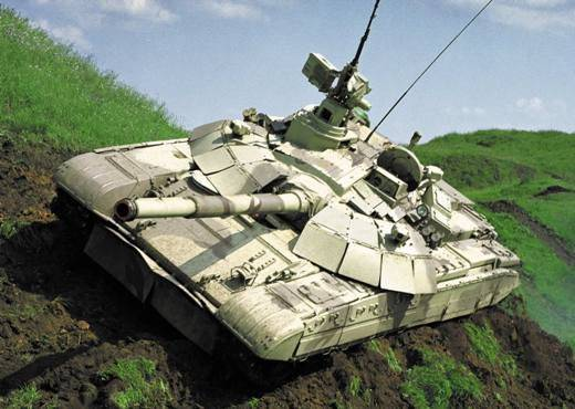 T-72MP: modernization with the help of the Czechs and the French