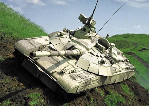 T-72MP:在捷克人和法国人的帮助下实现现代化