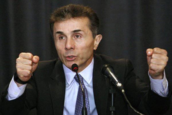 "Ivanishvili ""merged"" Saakashvili in PACE"
