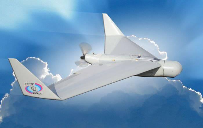 Prospettive per lo sviluppo di UAV russi