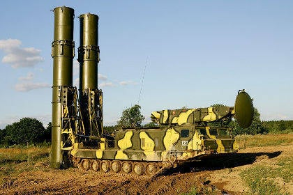 Russia and Turkey can together create a new air defense system
