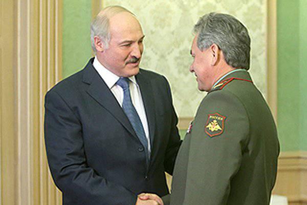 """러시아 - 벨로루시의 협력과 """"민주당"""""""