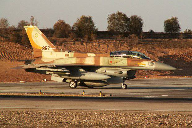 Israel began preparations for Western intervention in Syria
