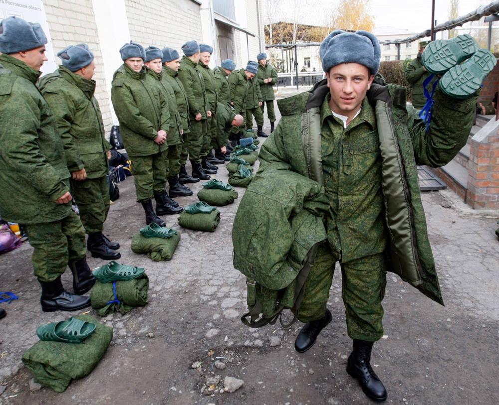 Из истории вещевой службы Омской ракетной армии