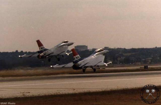 Deneyimli uçak F-16XL