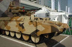 """The exhibition of defense industry """"IDEEF-2013"""" opened in Istanbul"""