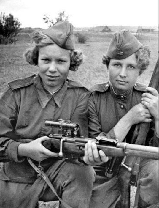 戦争の女たち