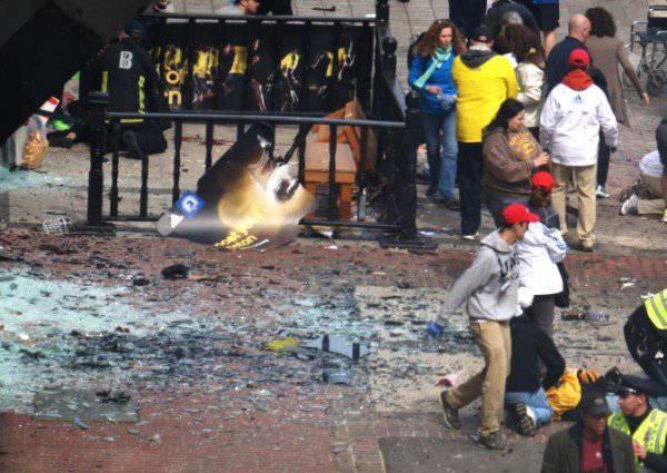 Раскрыт секрет провокации в американском Бостоне